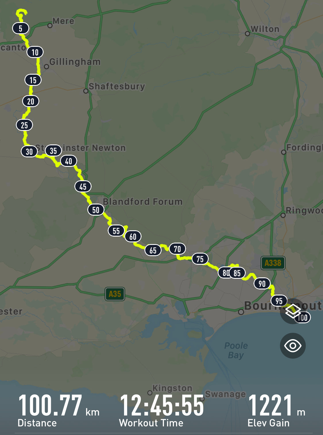 Stour Valley Way Route
