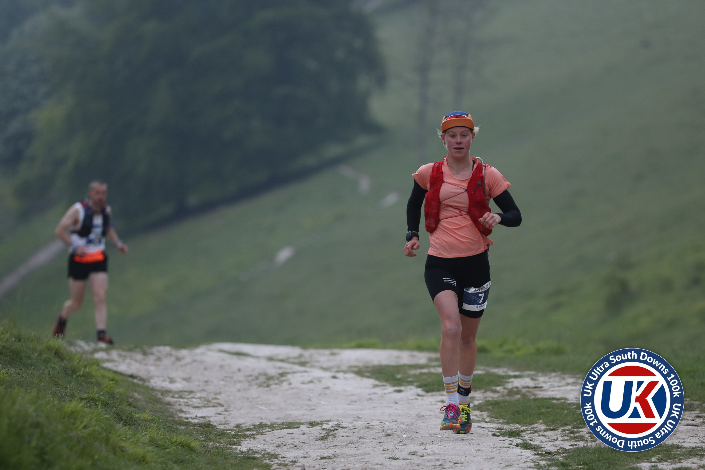 South Downs 100K Bethan Male