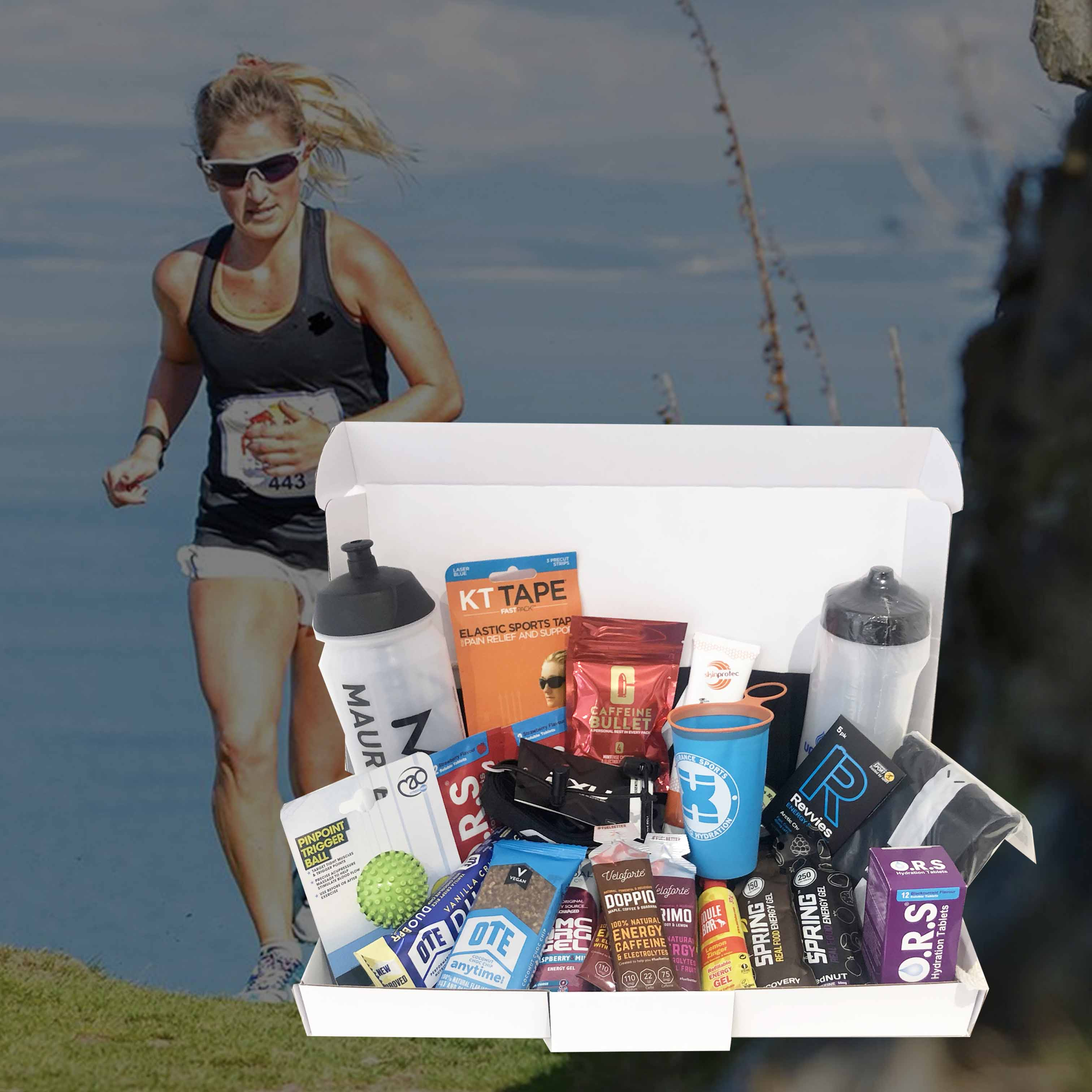 XMiles Nutrition Box Competition