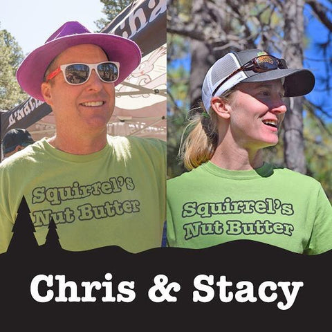 SNB Founders Chris & Stacy Thornley