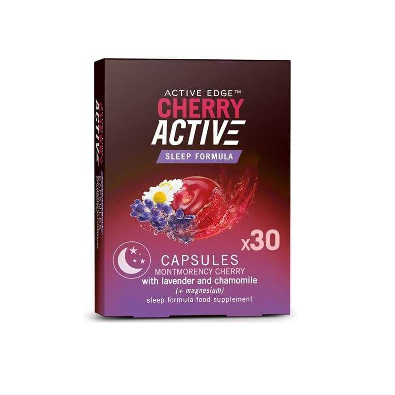 Active Edge Nutrition Supplement 30 Capsules Cherry Active Sleep Formula (30 Capsules)
