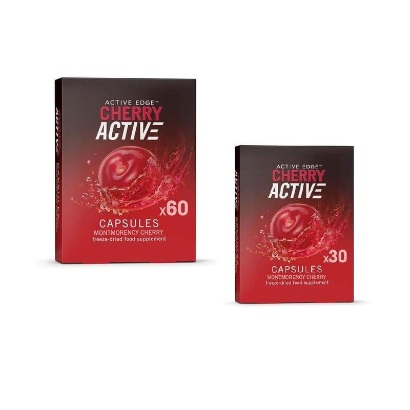 Active Edge Nutrition Supplement Cherry Active Capsules (30 or 60)