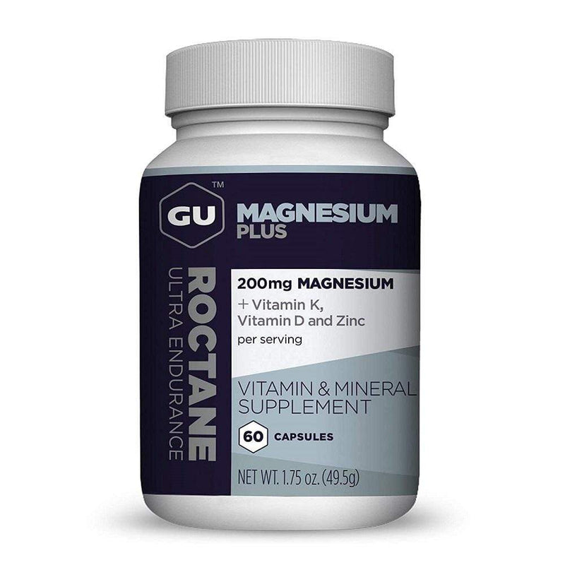 GU Supplement GU Roctane Magnesium Plus Capsules