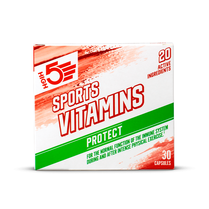 High5 Supplement Sport Vitamins (20 capsule packs)