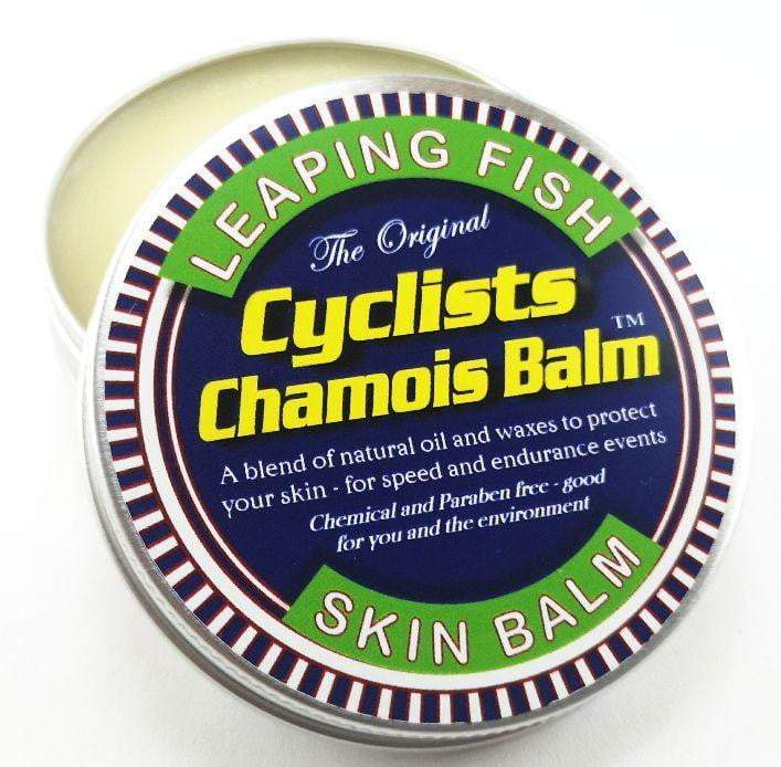 Leaping Fish Pain Relief & Recovery Cyclists Chamois Balm
