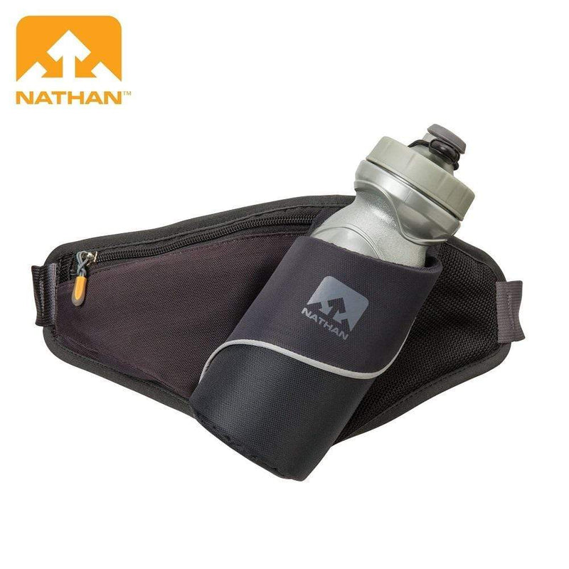 Nathan Belt Triangle - Running Belt with 650ml Bottle