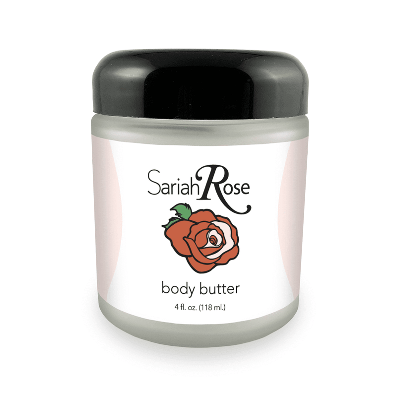 Squirrel's Nut Butter Skin Restoration Sariah Rose Body Butter