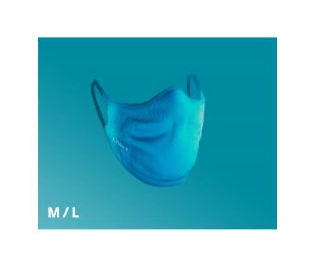 UYN Headwear M / Blue UYN Community Mask