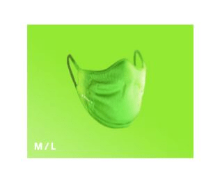 UYN Headwear M / Lime UYN Community Mask