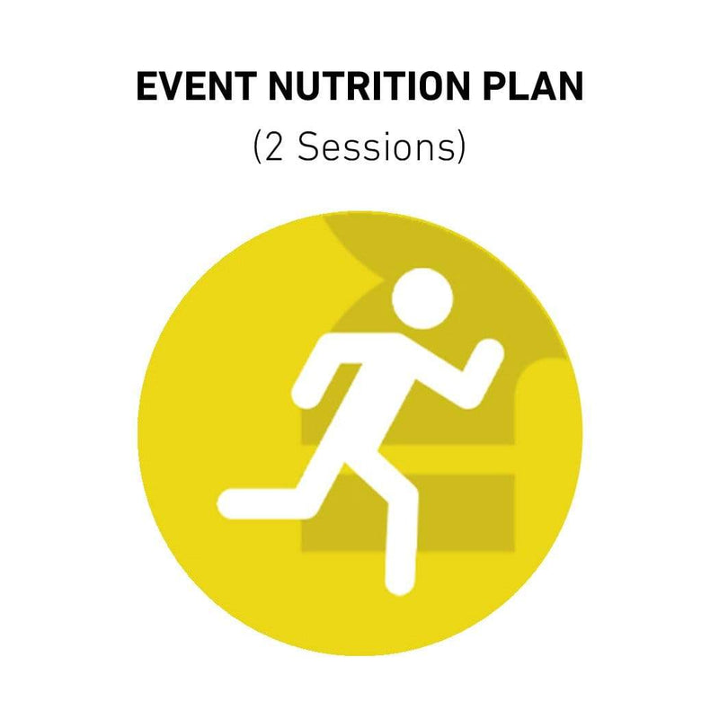 XMiles Consultancy Event (Race) Nutrition Plan XMiles