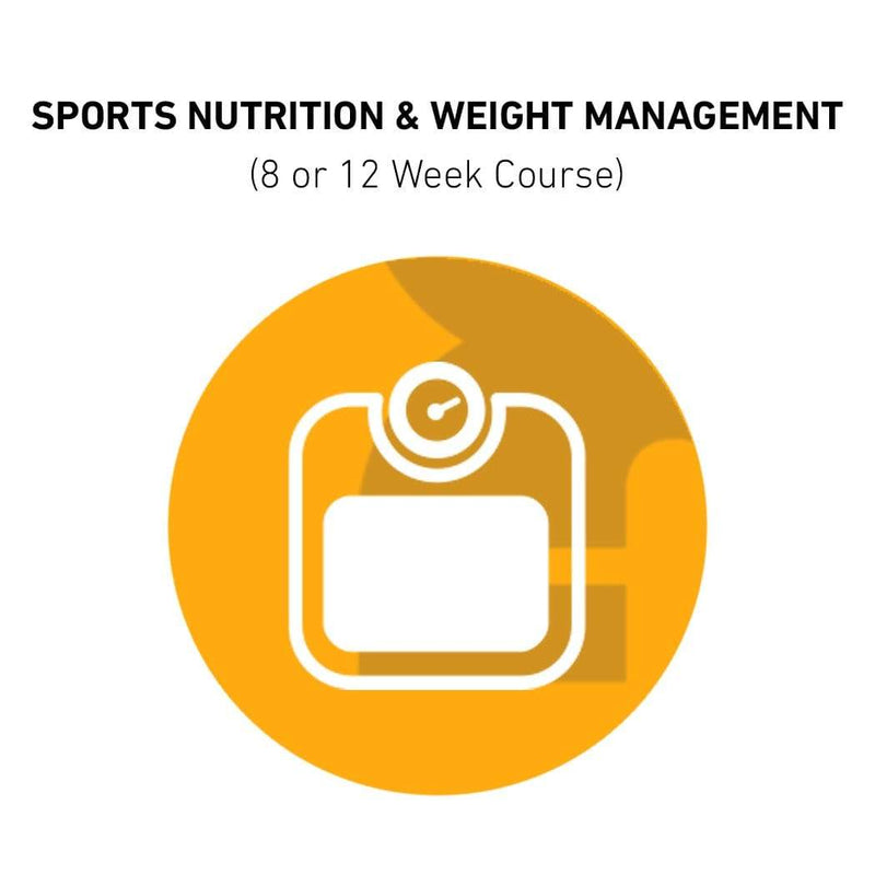 XMiles Consultancy Sports Nutrition & Weight Management (8 or 12 Week Course) XMiles