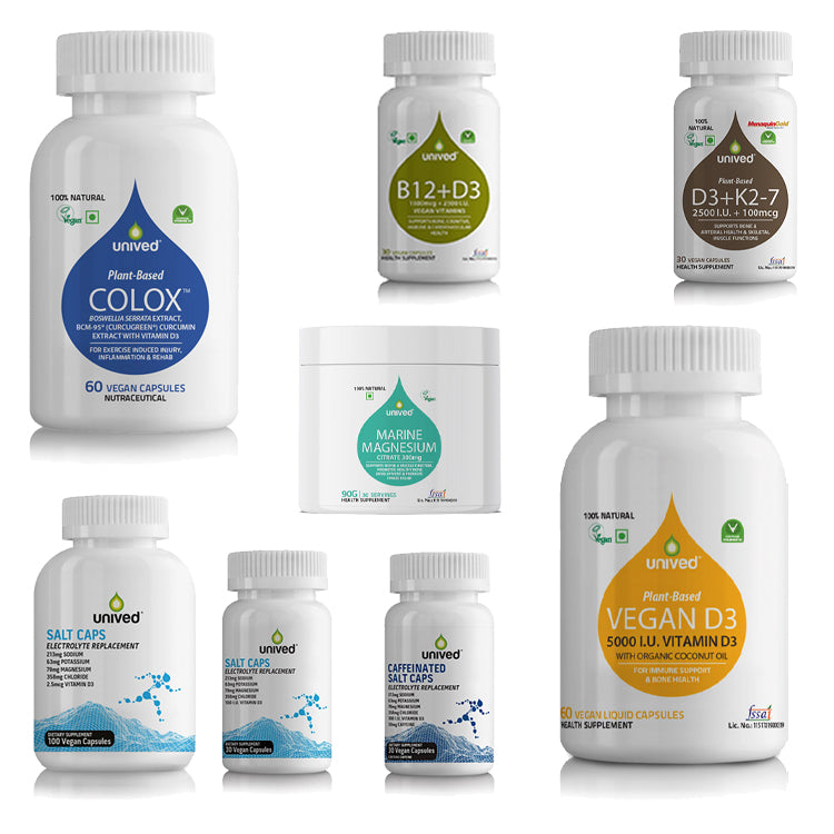 Unived Supplements
