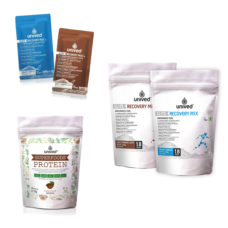Unived Recovery and Protein