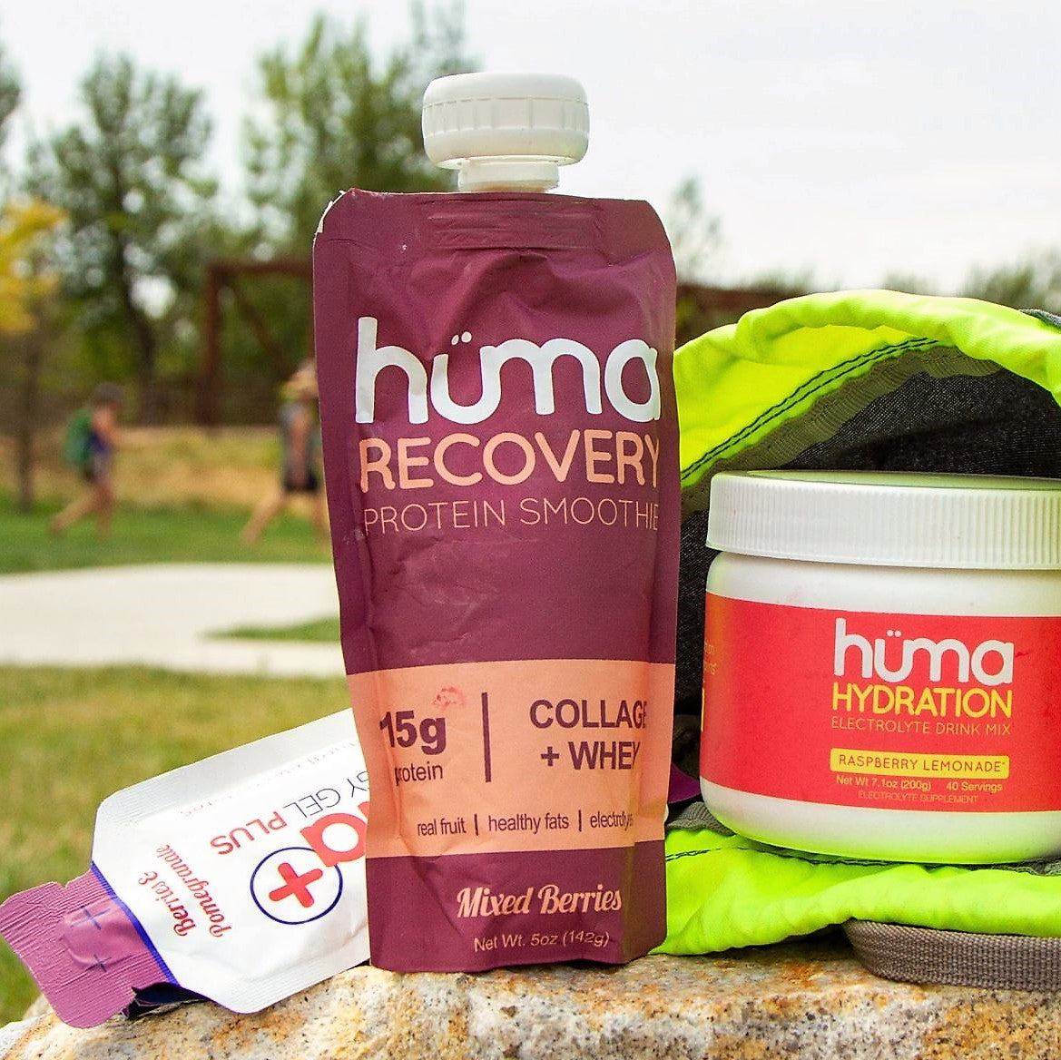 Hüma Recovery Protein Smoothie