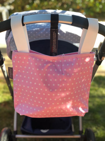 Buggy Bag - Polka Dots