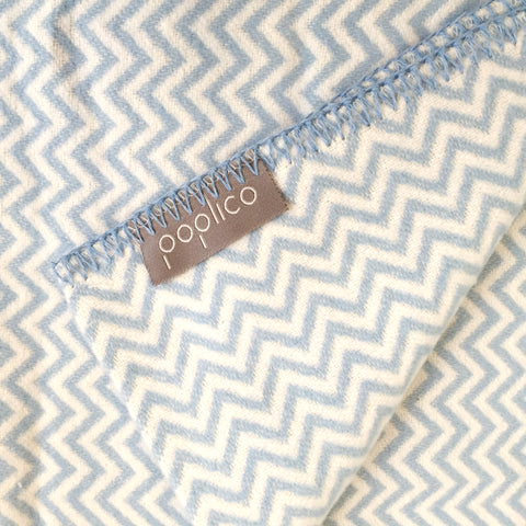 Lovely Swaddle - Chevron
