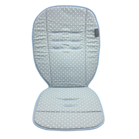 Universal Buggy Reversible Seat Liners for All Buggies - Stars