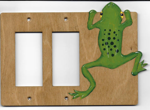 Frog double rockers left