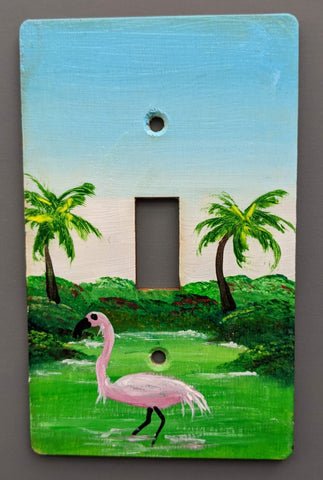 Flamingo Single Switch