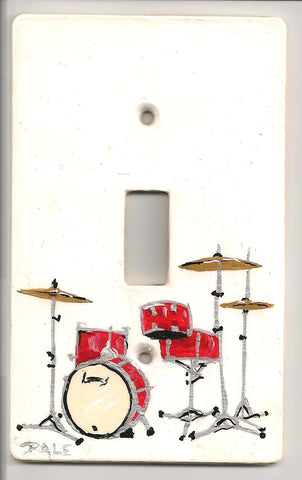 Musical Drums Single Switch