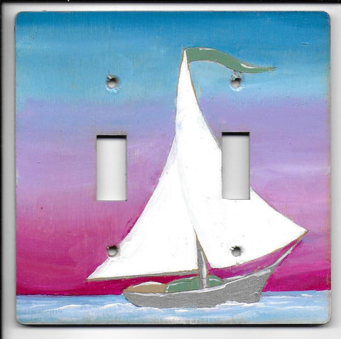Sailboat 2 switch full painted