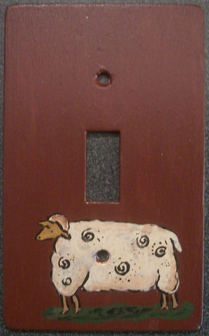 Primitive Sheep Single Switch