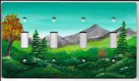 Landscape scene four four Switch