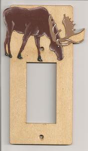 Moose Rocker Switch plate cover