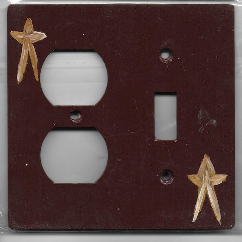 Primitive Stars Switch Plug Left