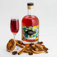 The Hedgerow Sloe gin maker's kit