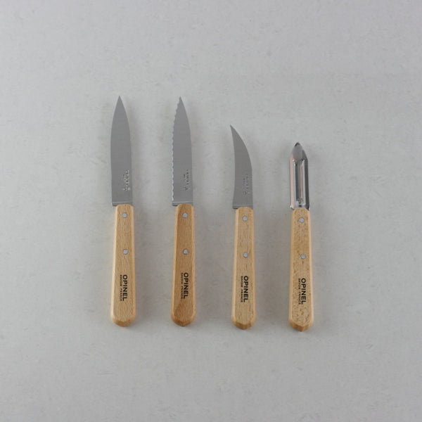 Opinel essentials set