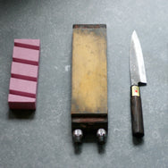 Whetstone flattener - for knife sharpening
