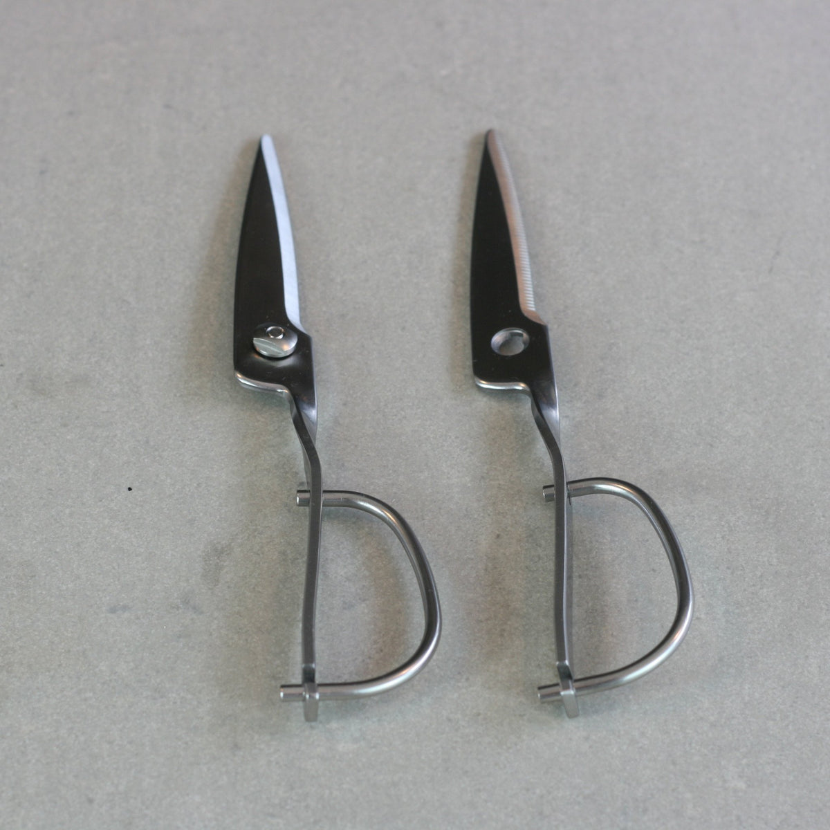 Japanese kitchen scissors - mark II