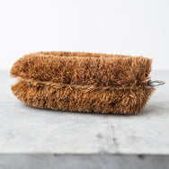 Tawashi vegetable brush - large size - by Lucky Hedgehog
