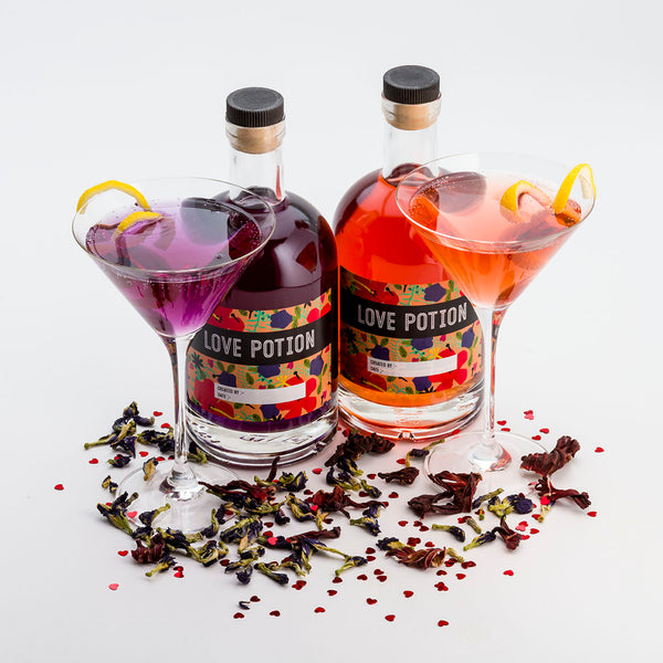 Love Potion Gin maker's kit