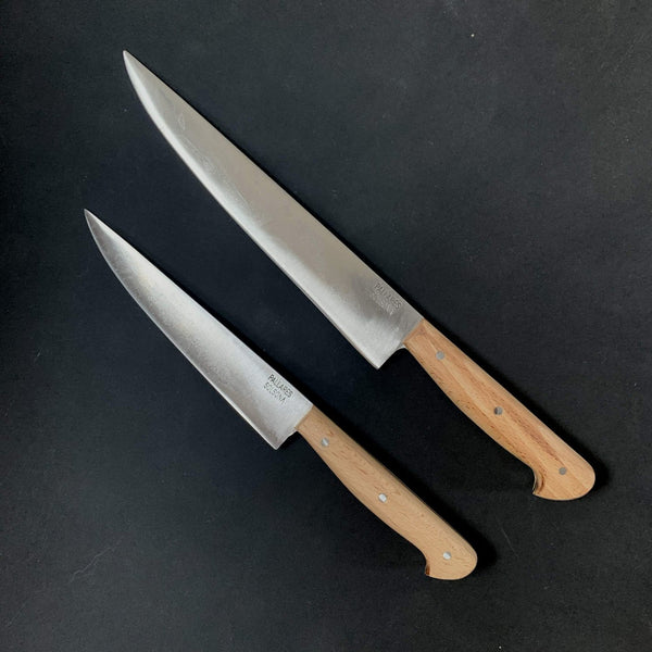 Aragon chef's knife, carbon steel - Pallares