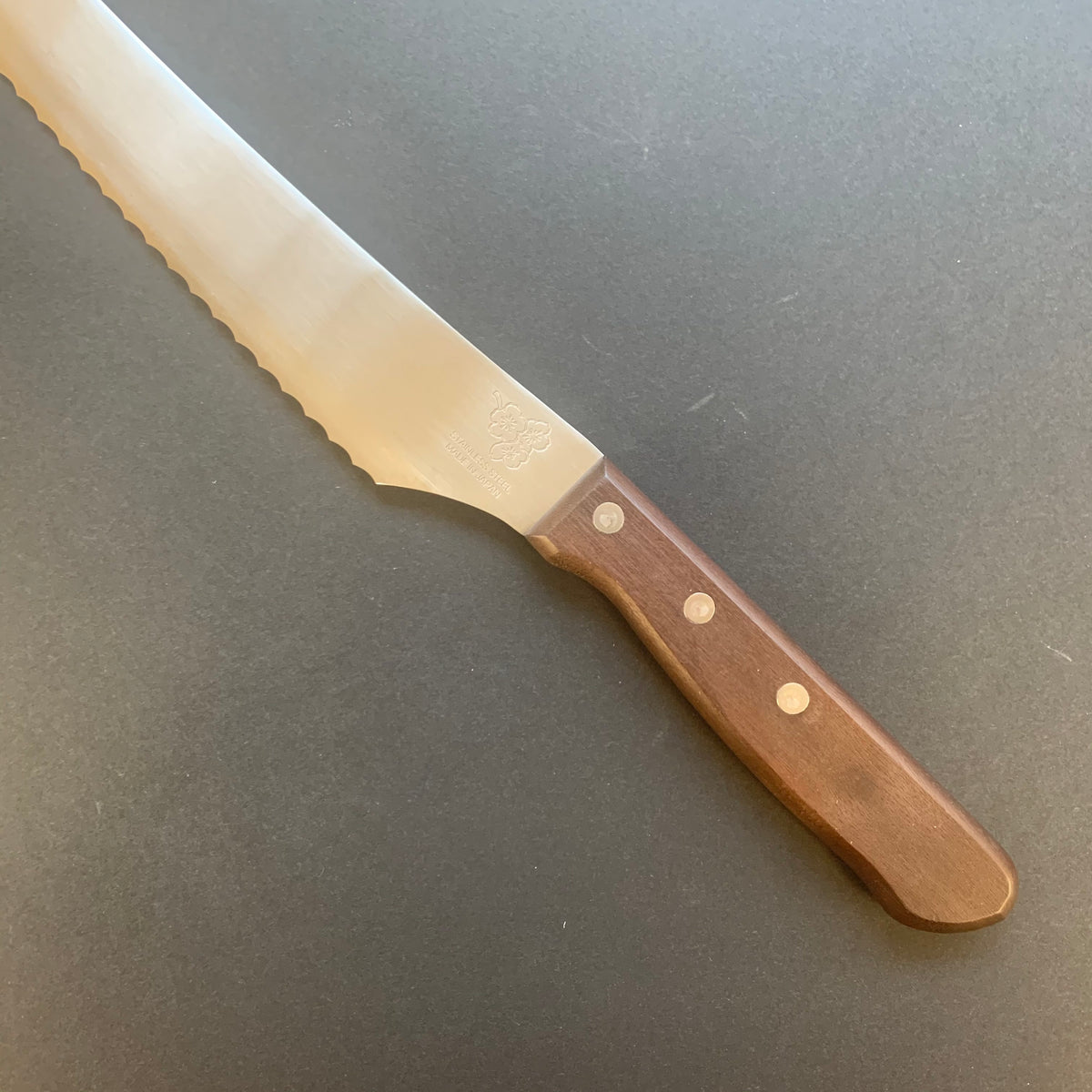 Japanese bread knife