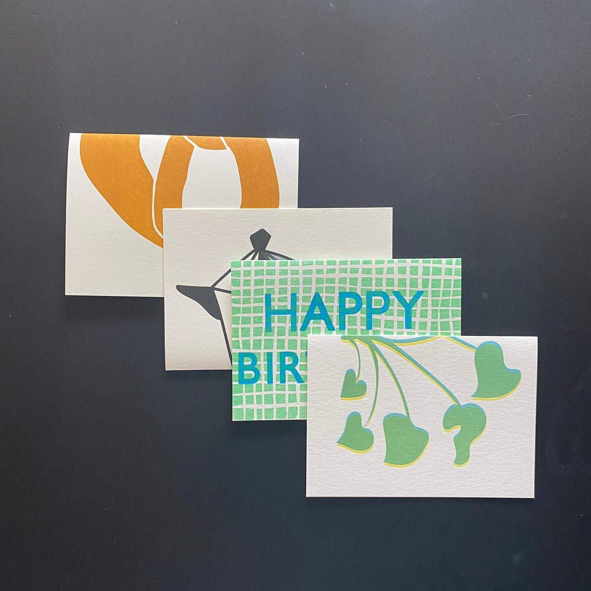 Greetings cards - designed by Takako Copeland
