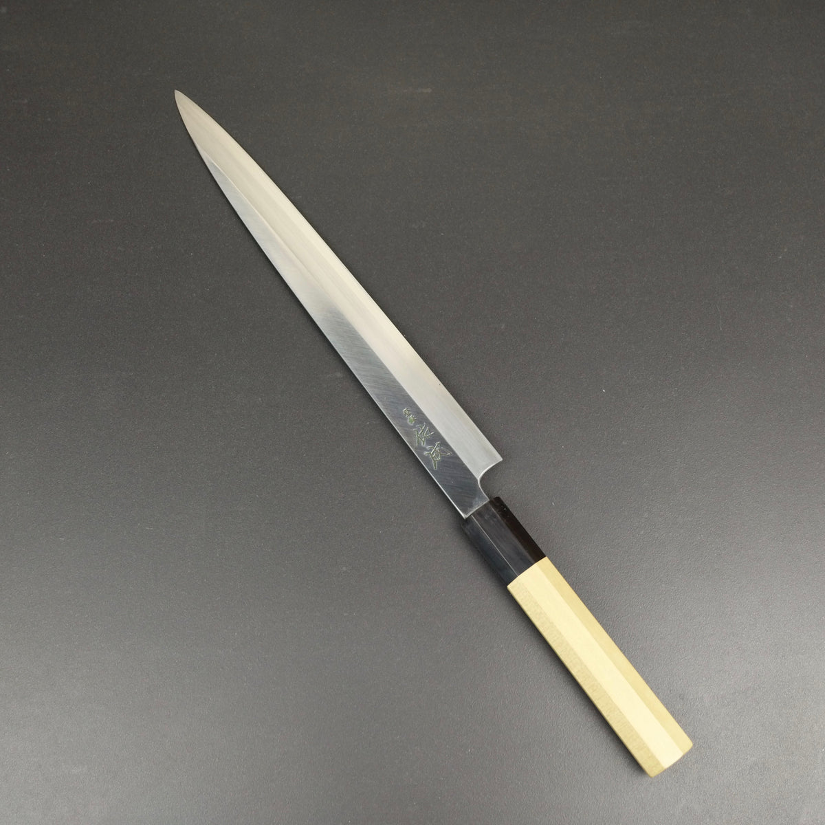Yanagiba knife, VG10 stainless steel, traditional single bevel - Sukenari