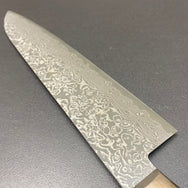 Gyuto knife, VG10 stainless steel, damascus finish - Kato