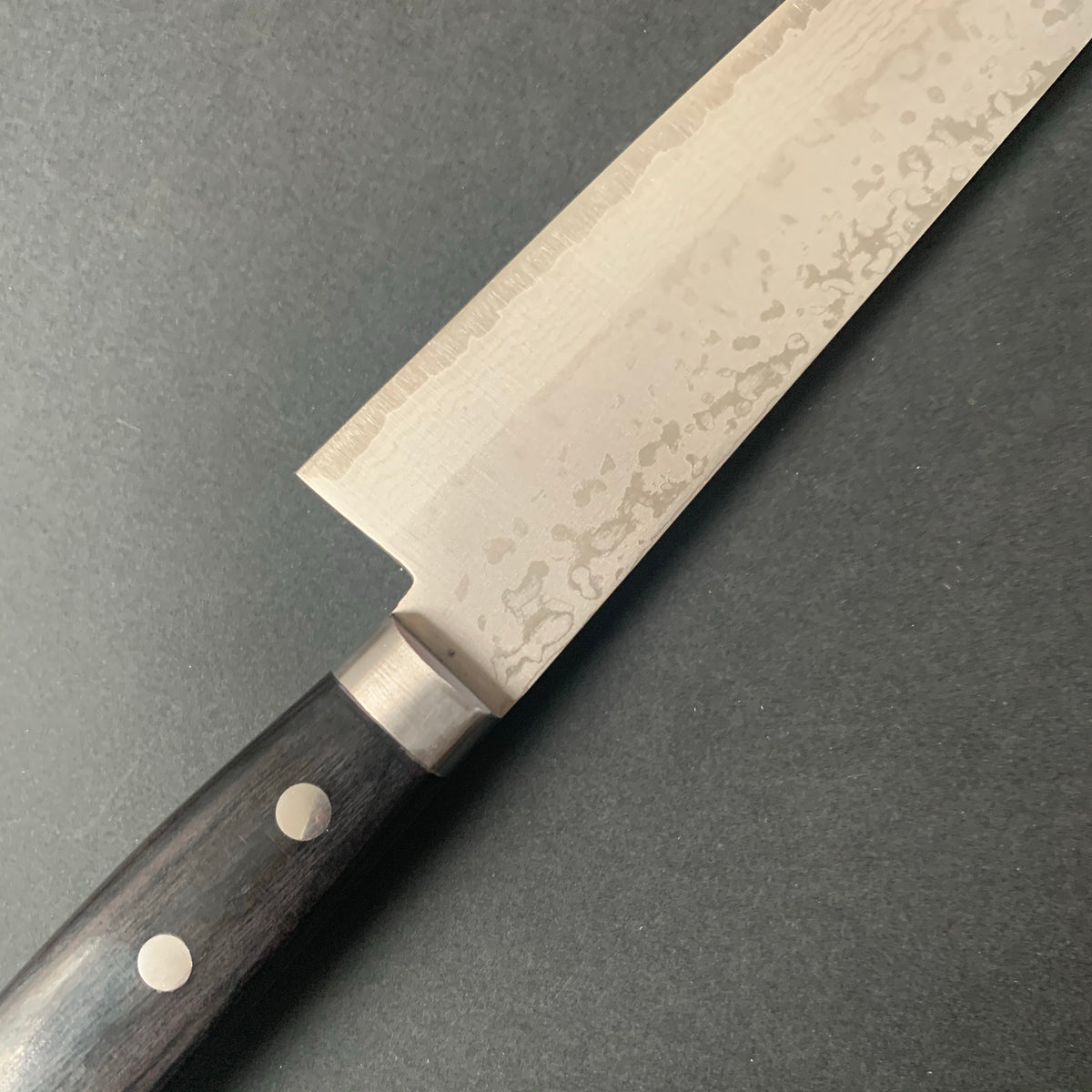 Gyuto knife, VG10, damascus finish - Masutani
