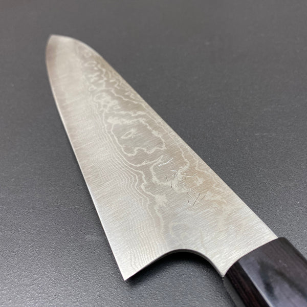 Gyuto Knife, SG2 Powder Steel, Damascus Finish - Ittetsu
