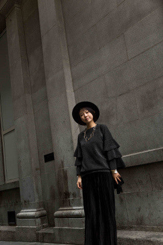 How to Rock Smart-Casual in Winter with Yuki Tokyo's A/W 2016 Collection