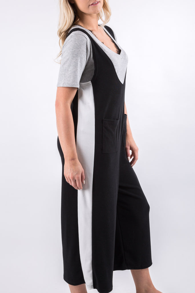 DENISE JUMPSUIT BLACK