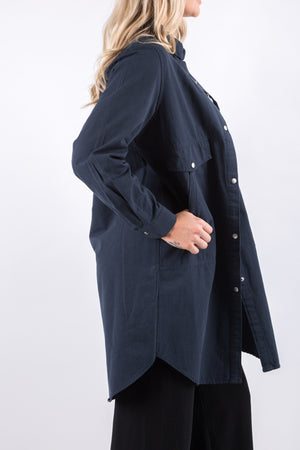 HARPER JACKET NAVY