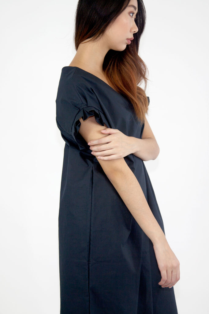HANA DRESS NAVY