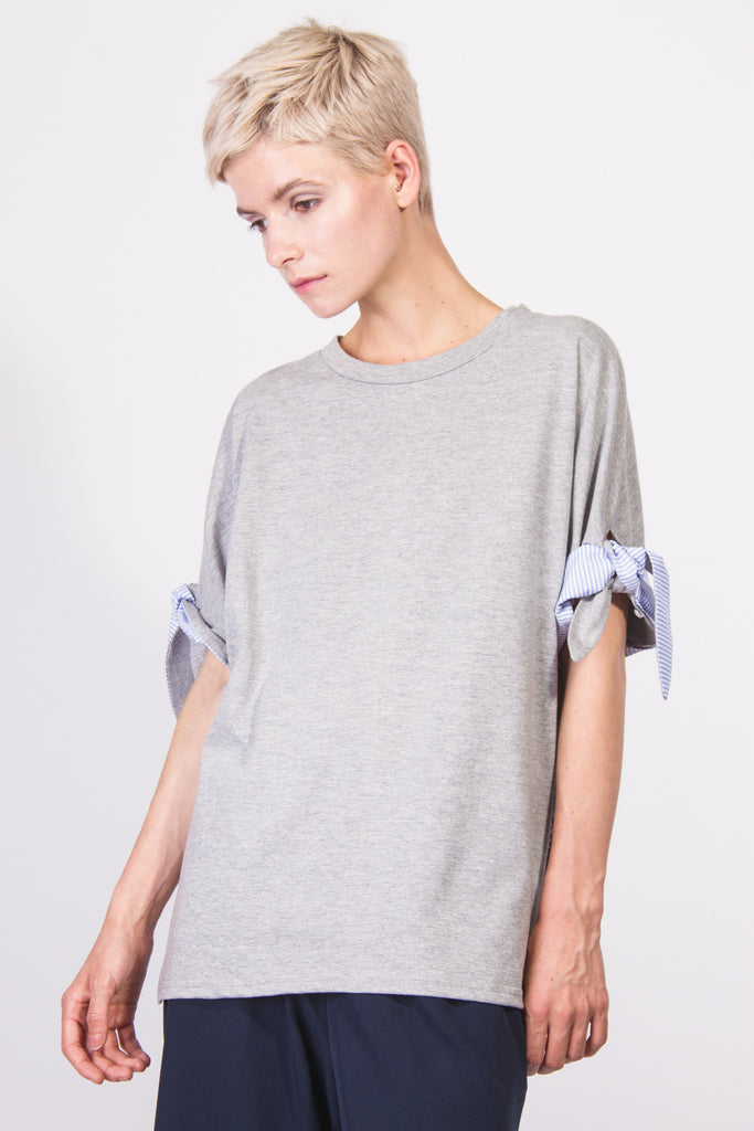 Ann tunic grey