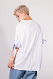Ann Tunic White