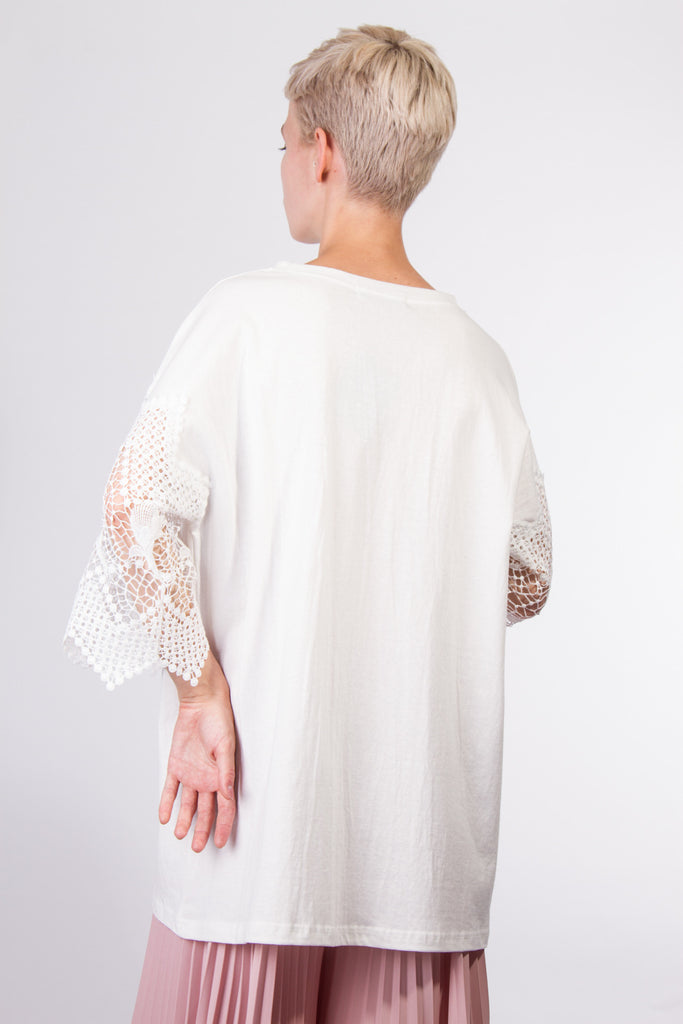 Kendall tunic ivory