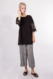 Kendall tunic black